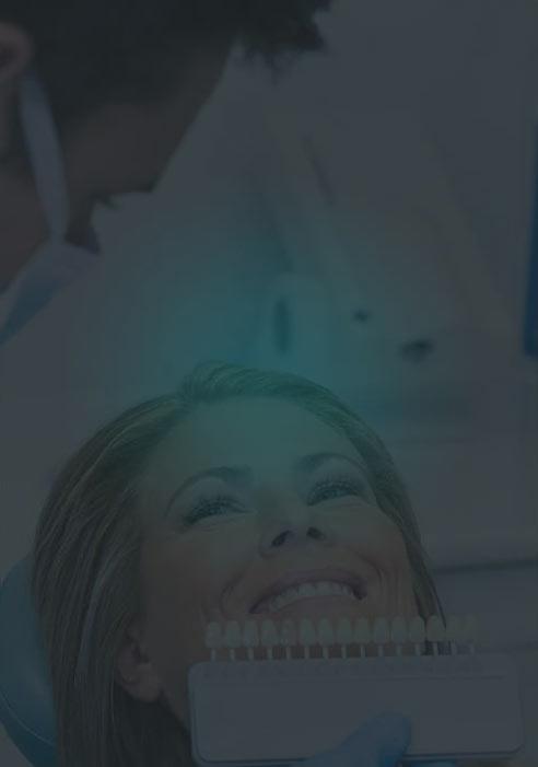 Dents cassées et non alignées