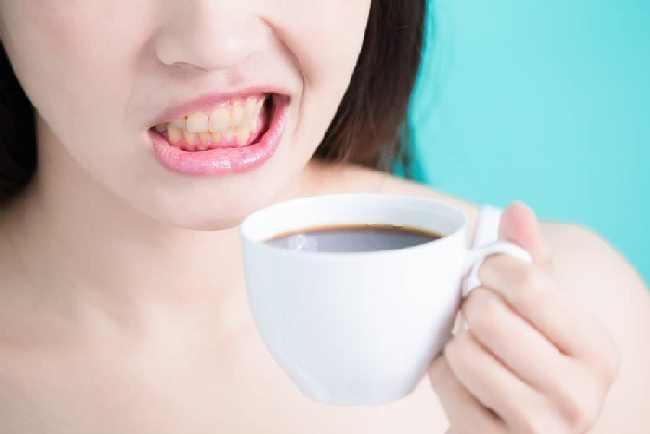 causes jaunissement dentaire