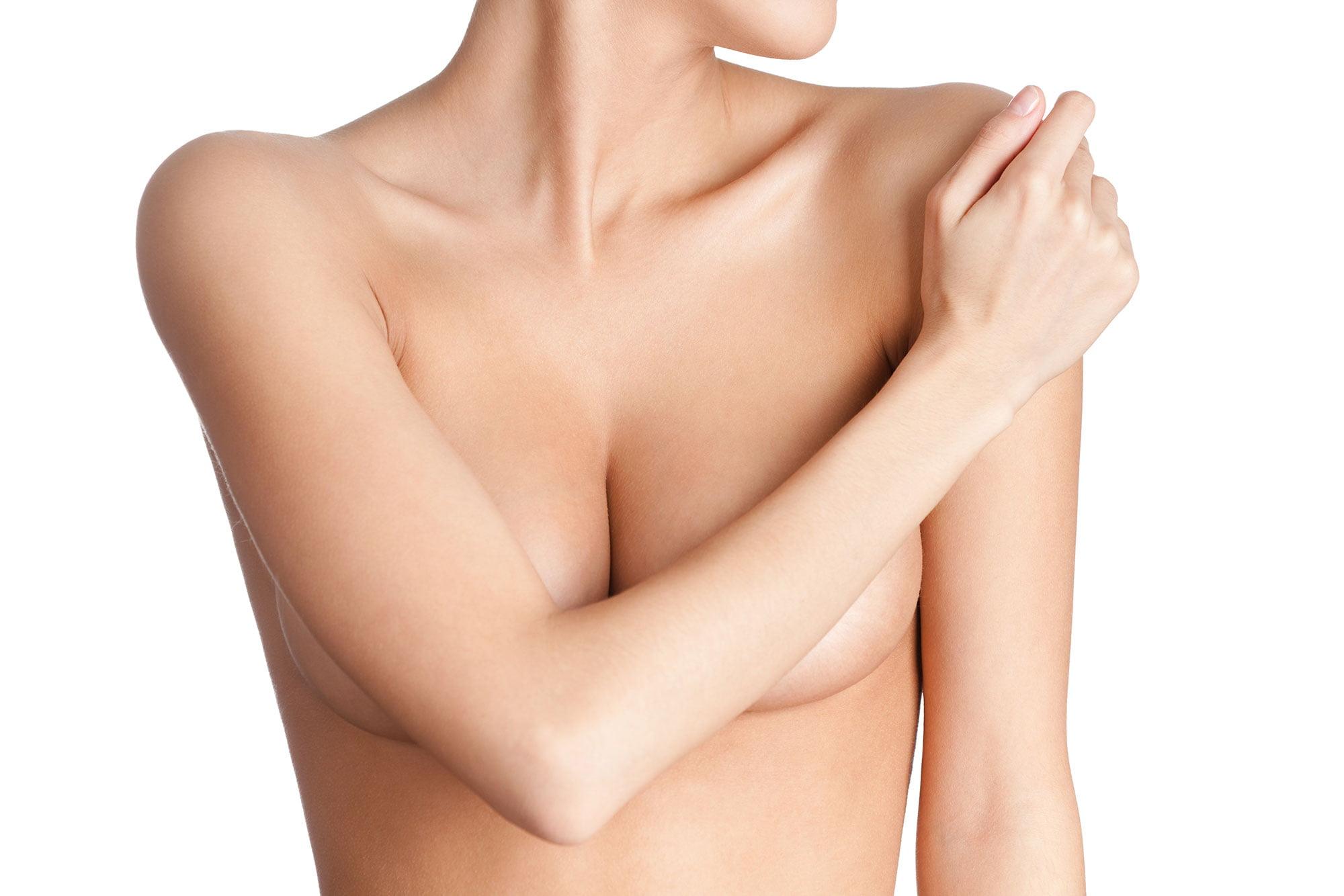 relâchement des seins